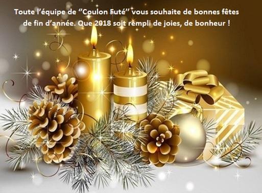 Bon voeux 2018