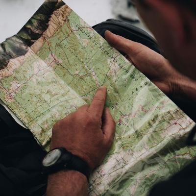 Lecture d une carte