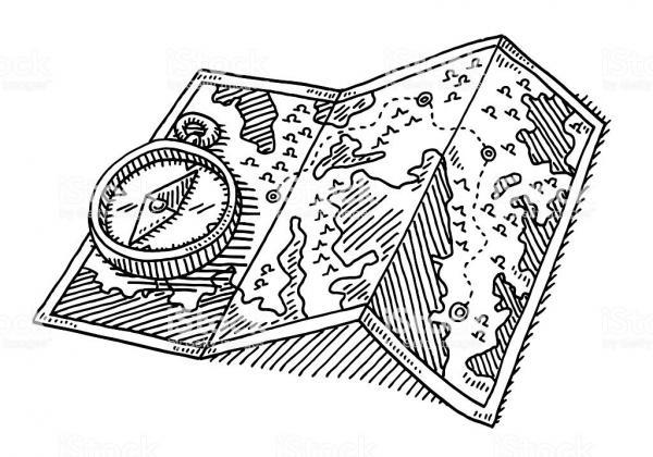 Photo d une carte